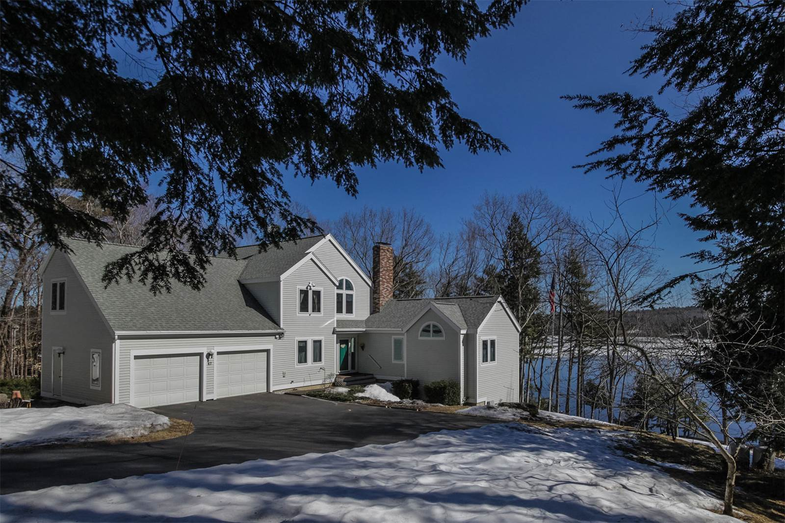 Home For Sale 47 West Chops Point Road Bath Maine