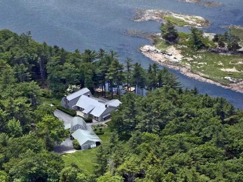 Single Family Homes at Westport Island, ME 04578