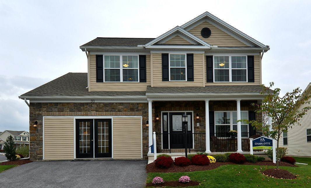 Single Family for Sale at Kingswood - Charlotte Castleton Drive, CHAMBERSBURG, PA 17202