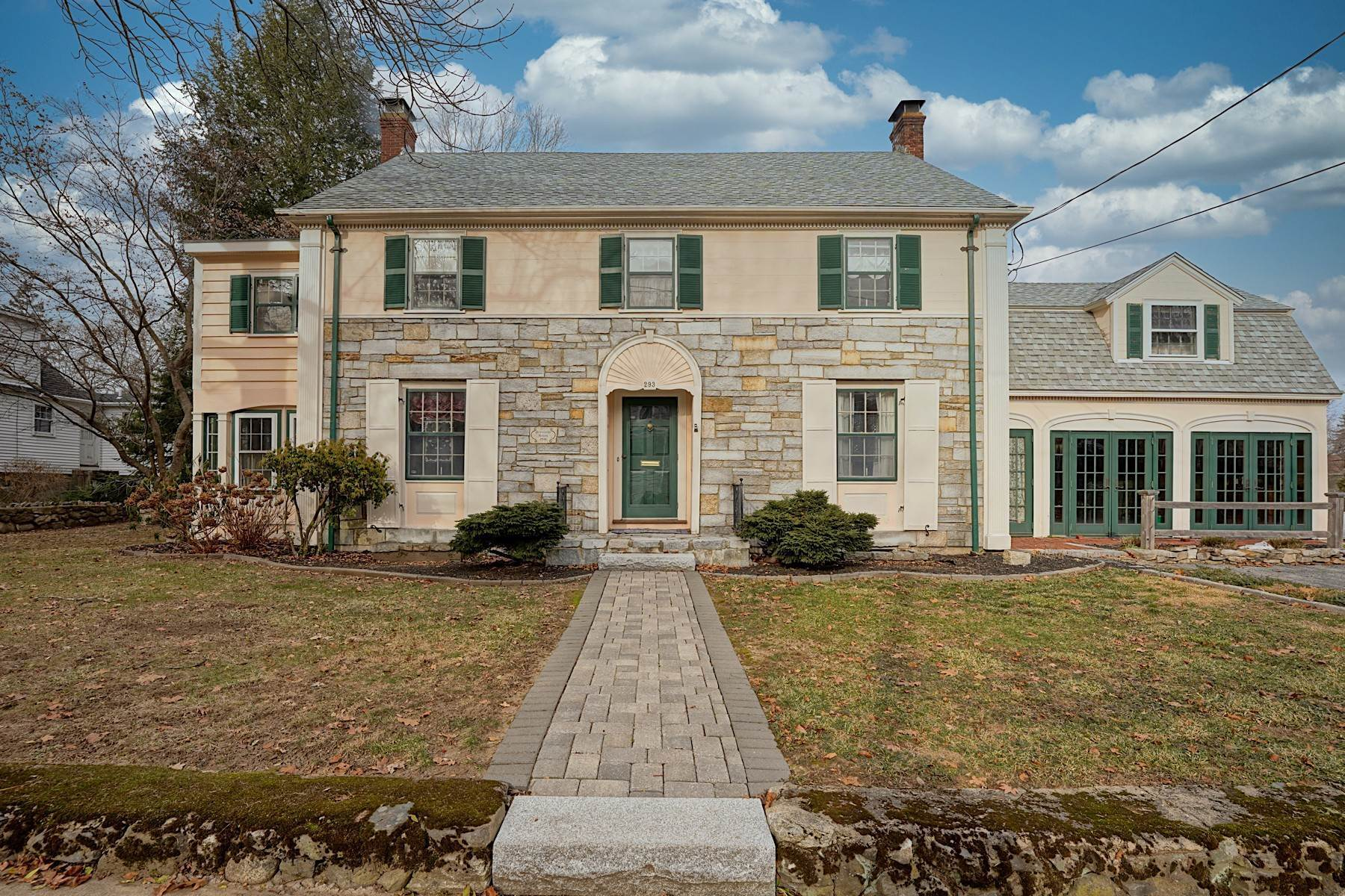 Single Family Homes for Sale at Rare Historic Gem in Portsmouth's Little Harbor District 293 Rockland Street, Portsmouth, NH 03801