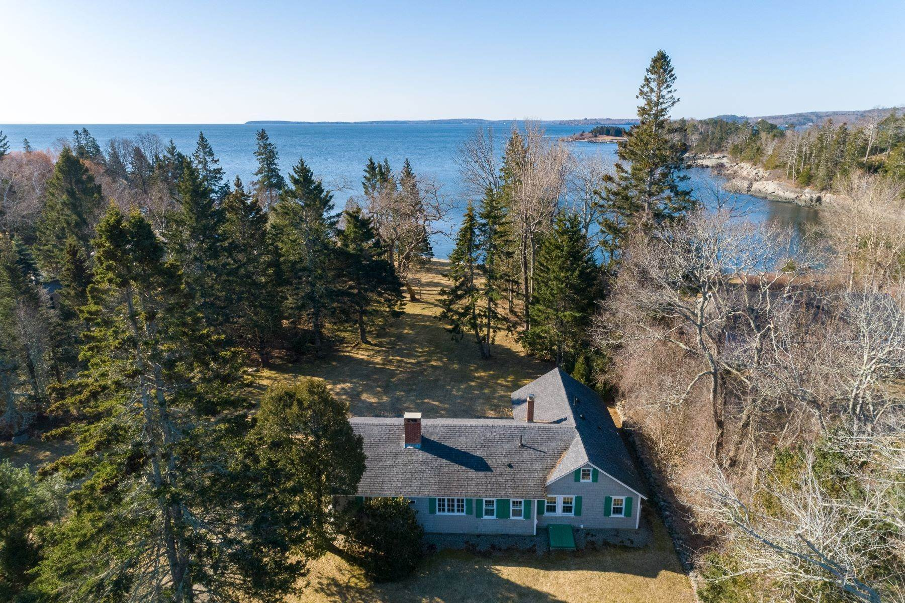 2. Other Residential Homes en Weather Barn 10 Beauchamp Point Road, Rockport, ME 04856