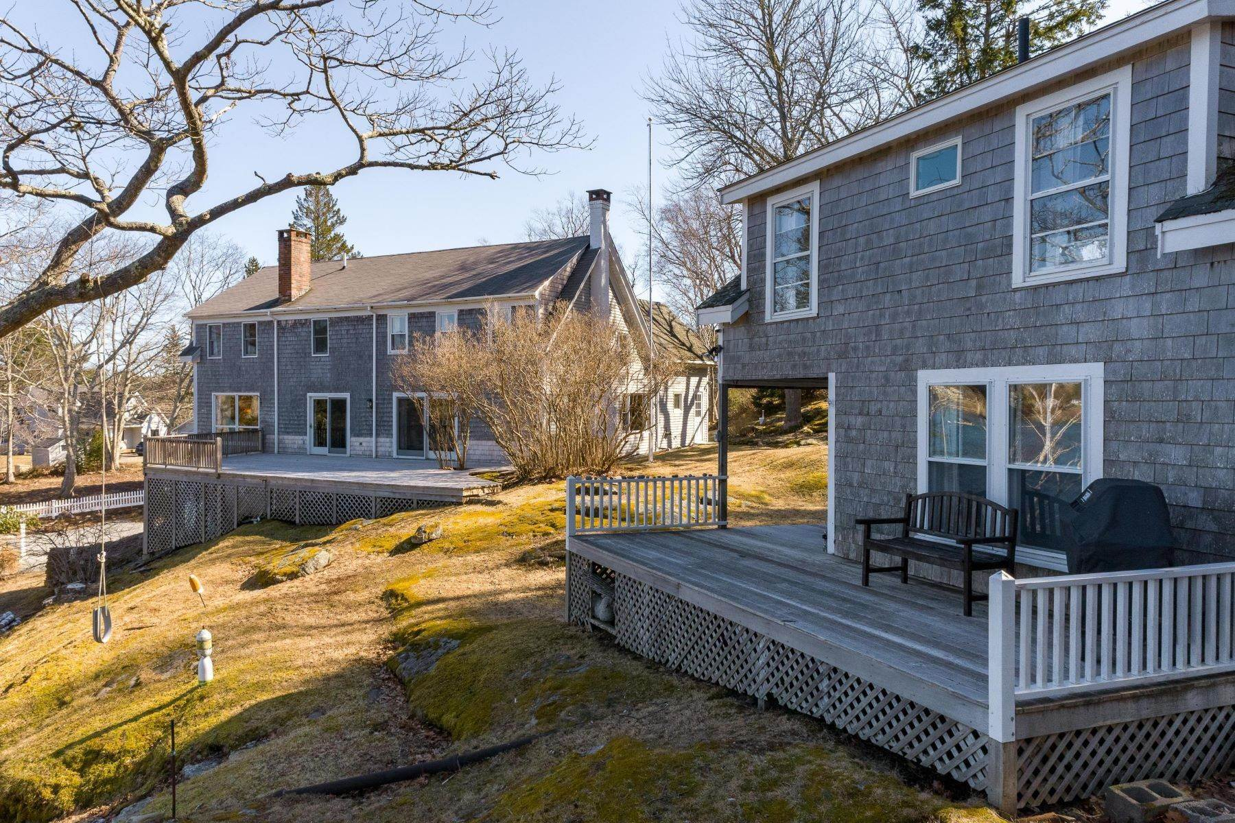 29. Single Family Homes for Sale at Southport, ME 04576