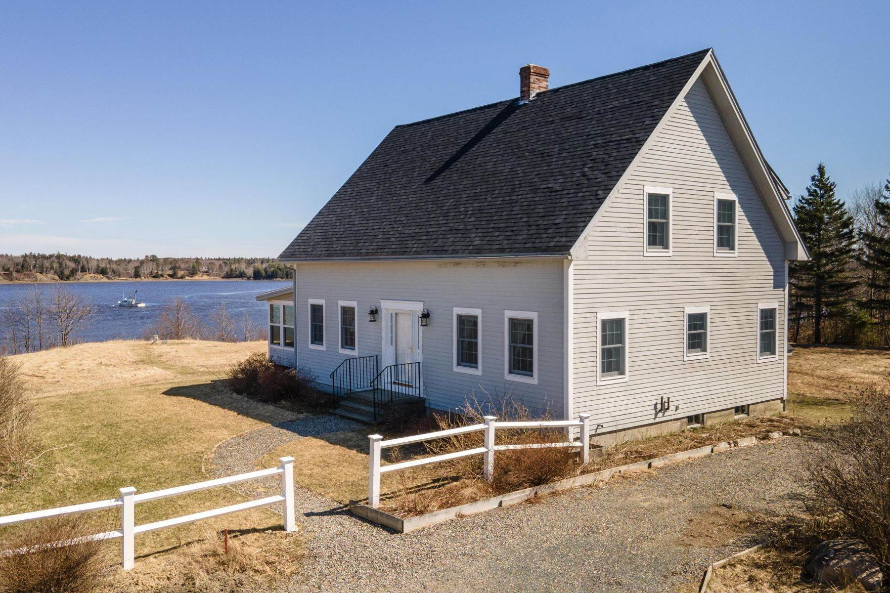 Property en Milbridge, ME 04658
