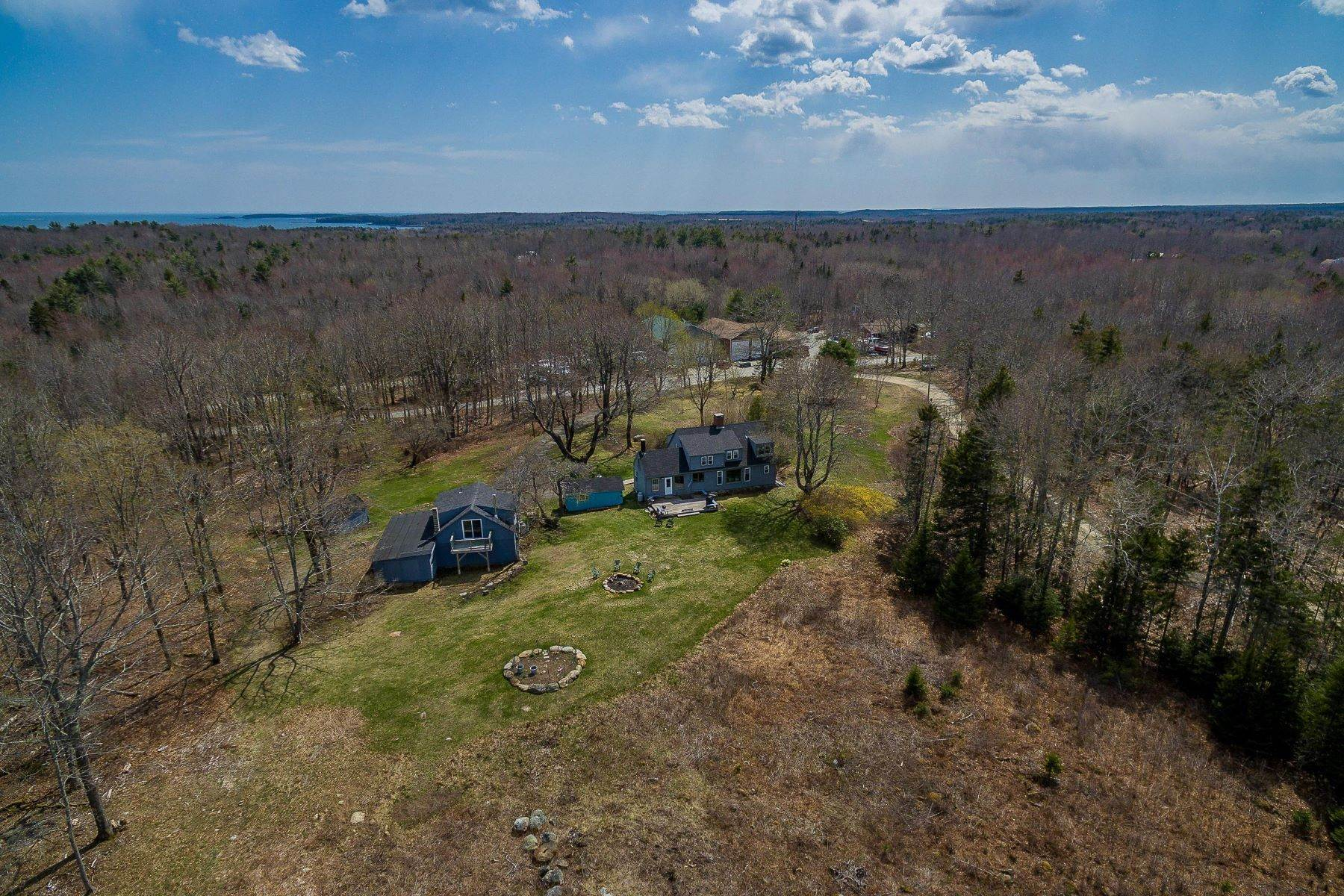 8. Single Family Homes for Sale at Owls Head, ME 04854