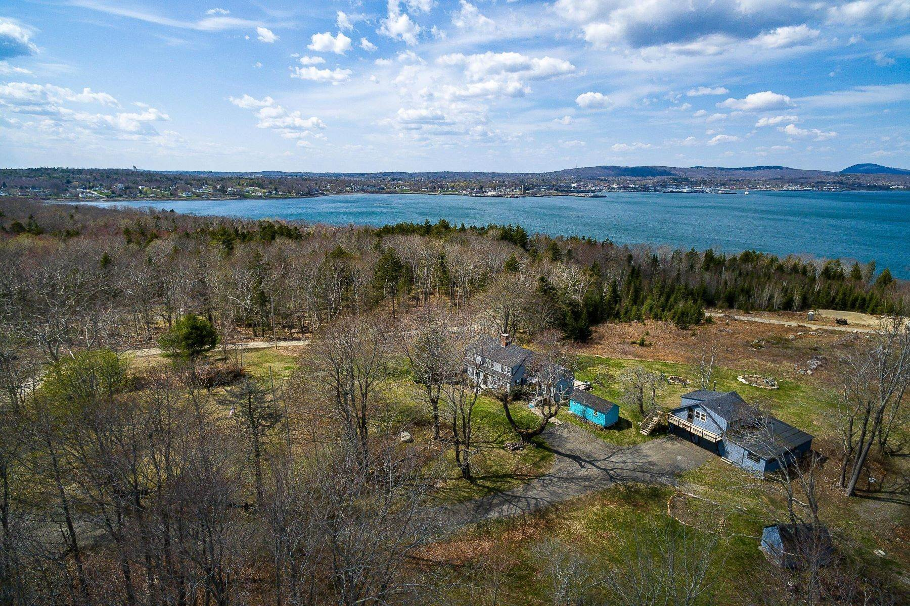 6. Single Family Homes for Sale at Owls Head, ME 04854