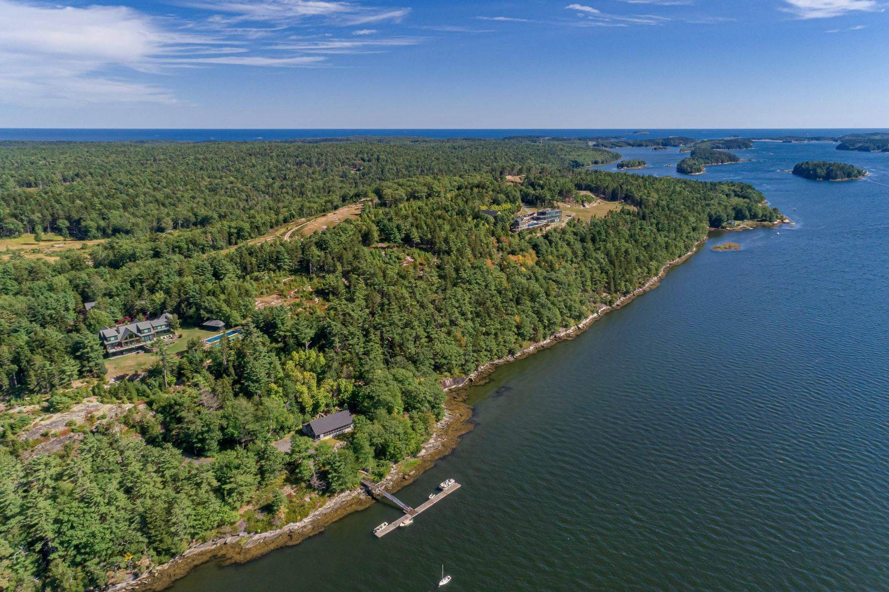 13. Land for Sale at Georgetown, ME 04548