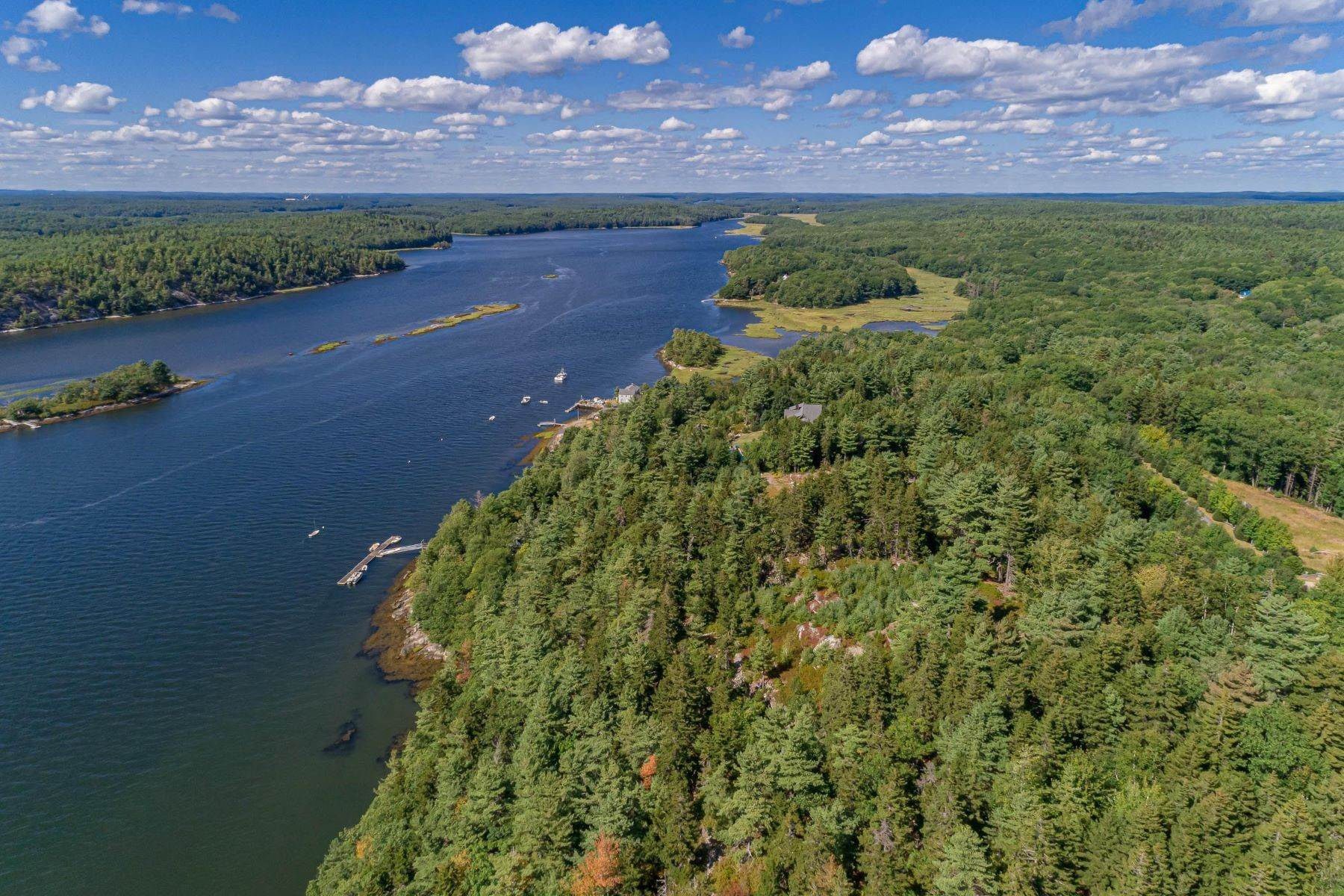 8. Land for Sale at Georgetown, ME 04548