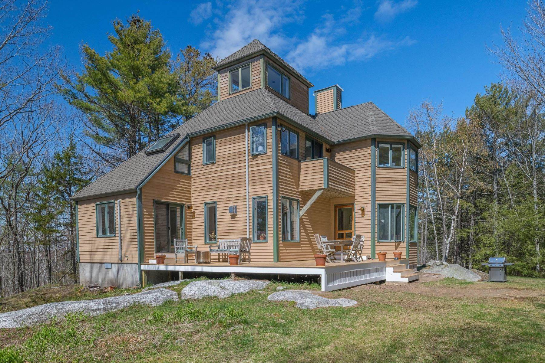 Single Family Homes for Sale at Freeport, ME 04032