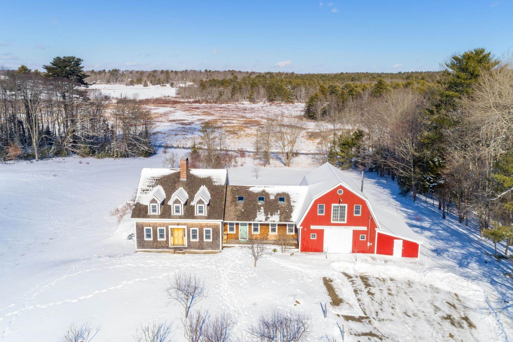 Single Family Homes for Sale at Bristol, ME 04539