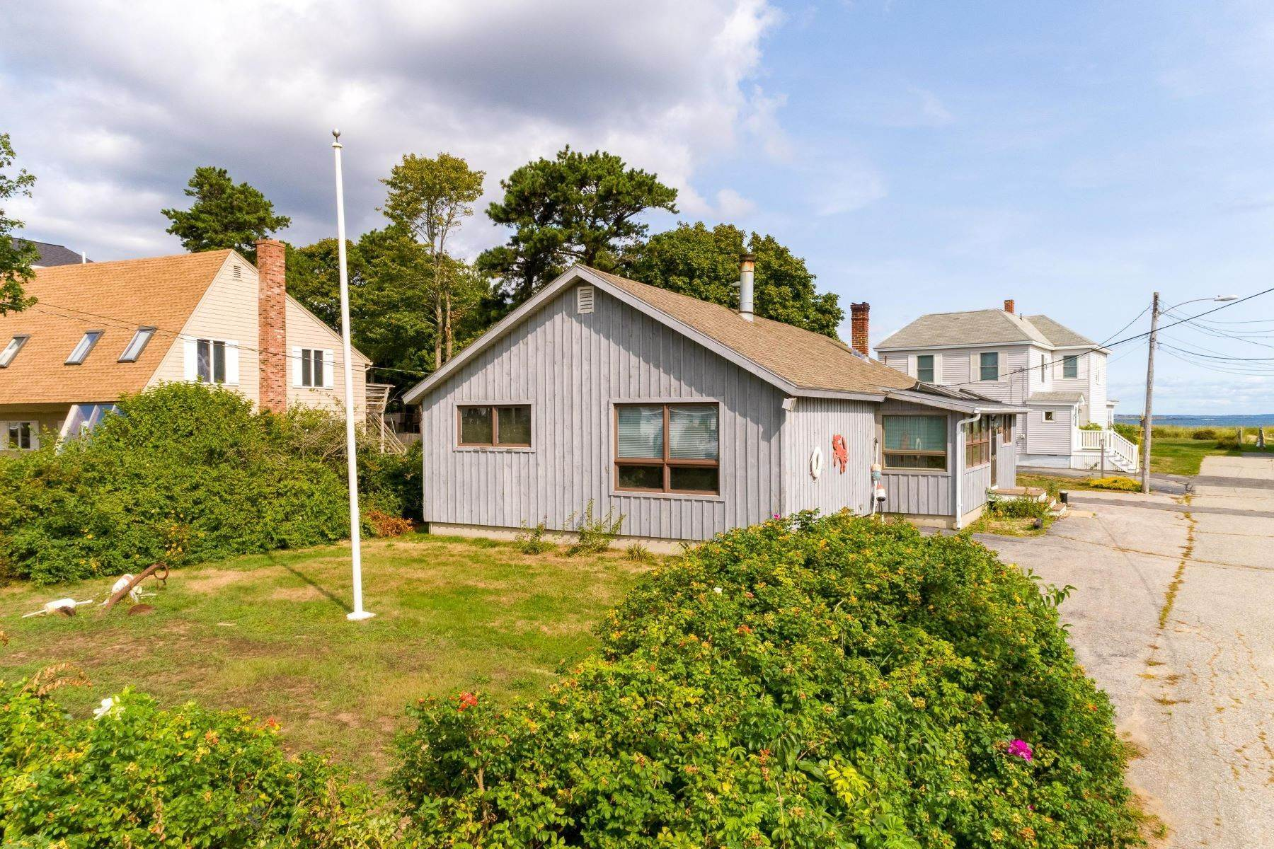 Single Family Homes for Sale at Biddeford, ME 04005
