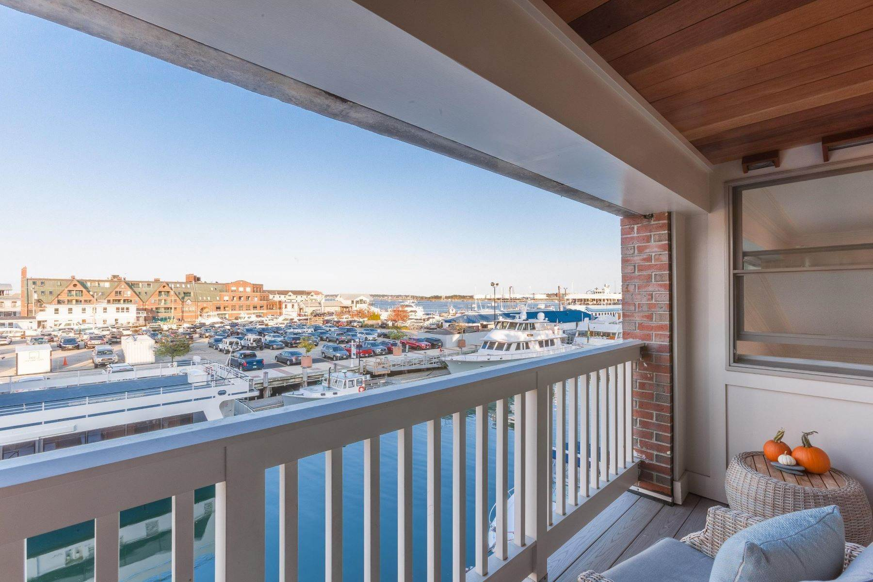 Condominiums for Sale at 710 Chandlers Wharf, 710, Portland, ME 04101