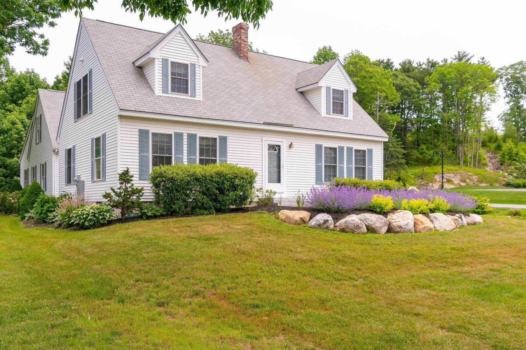 Single Family Homes for Sale at Boothbay, ME 04537