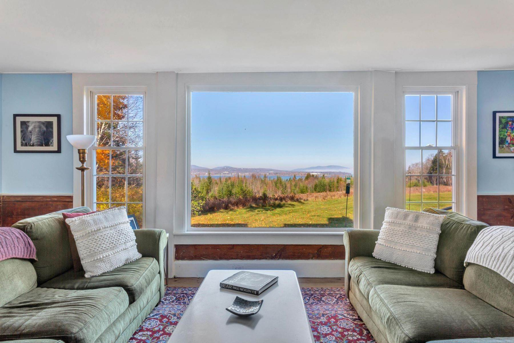 4. Single Family Homes for Sale at Owls Head, ME 04854