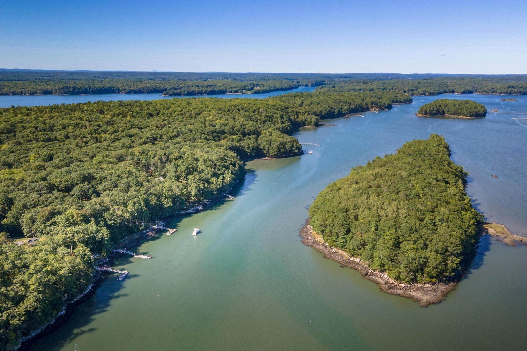 2. Land for Sale at Boothbay, ME 04537