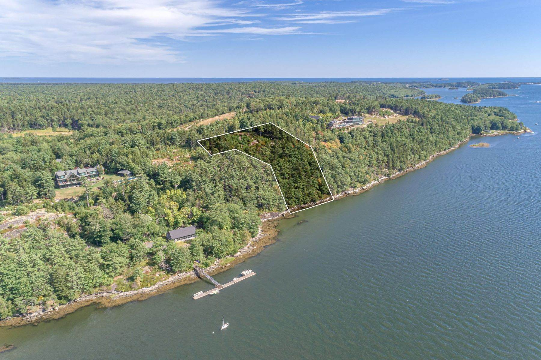 2. Land for Sale at Georgetown, ME 04548