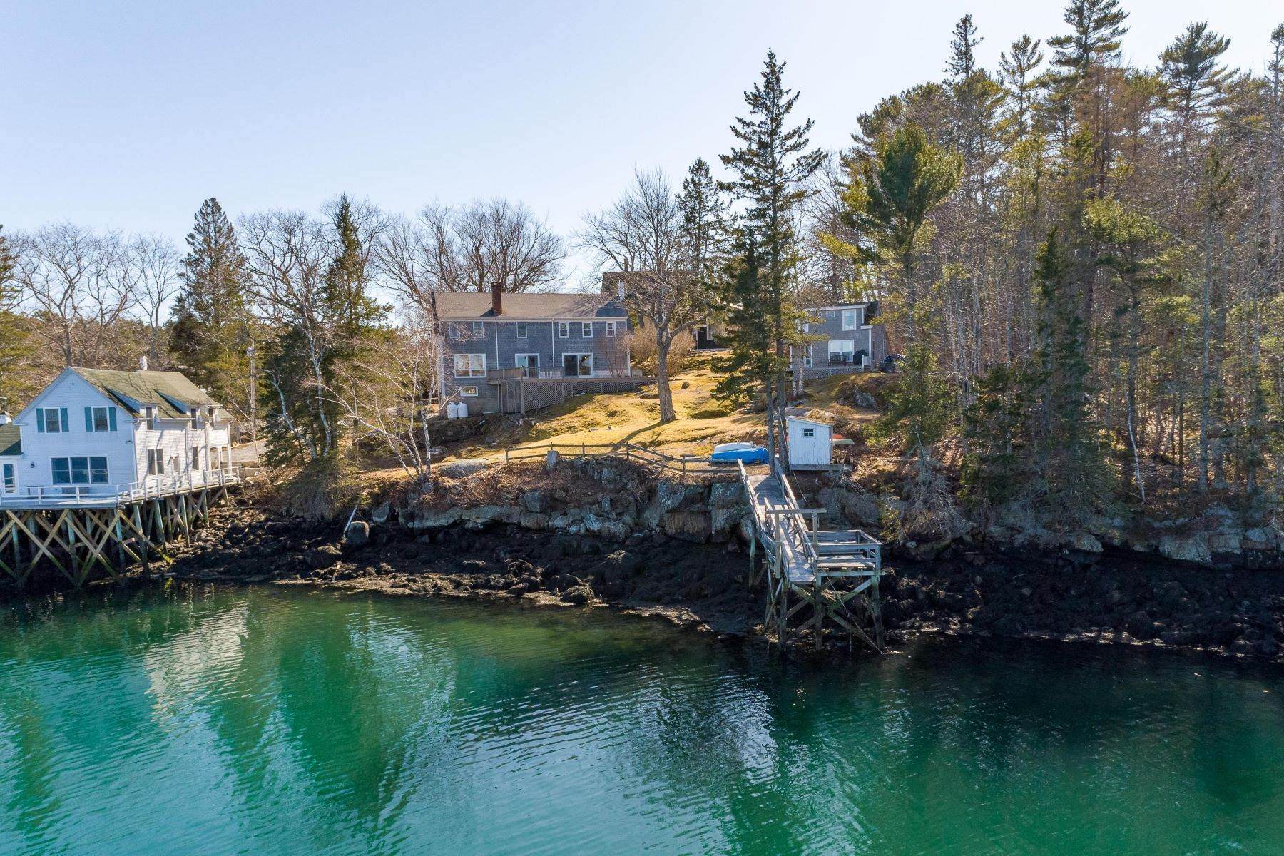 3. Single Family Homes for Sale at Southport, ME 04576