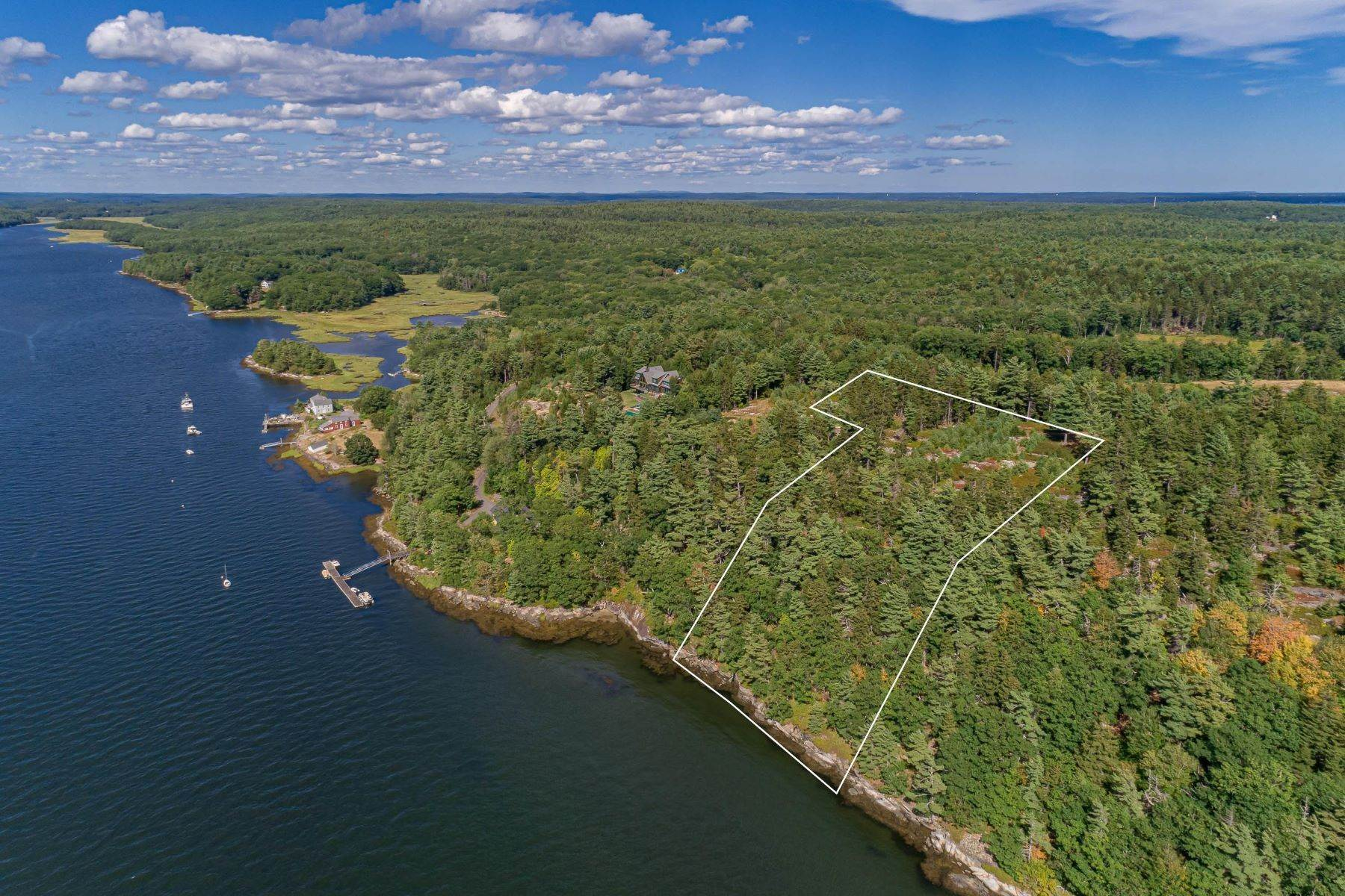 5. Land for Sale at Georgetown, ME 04548
