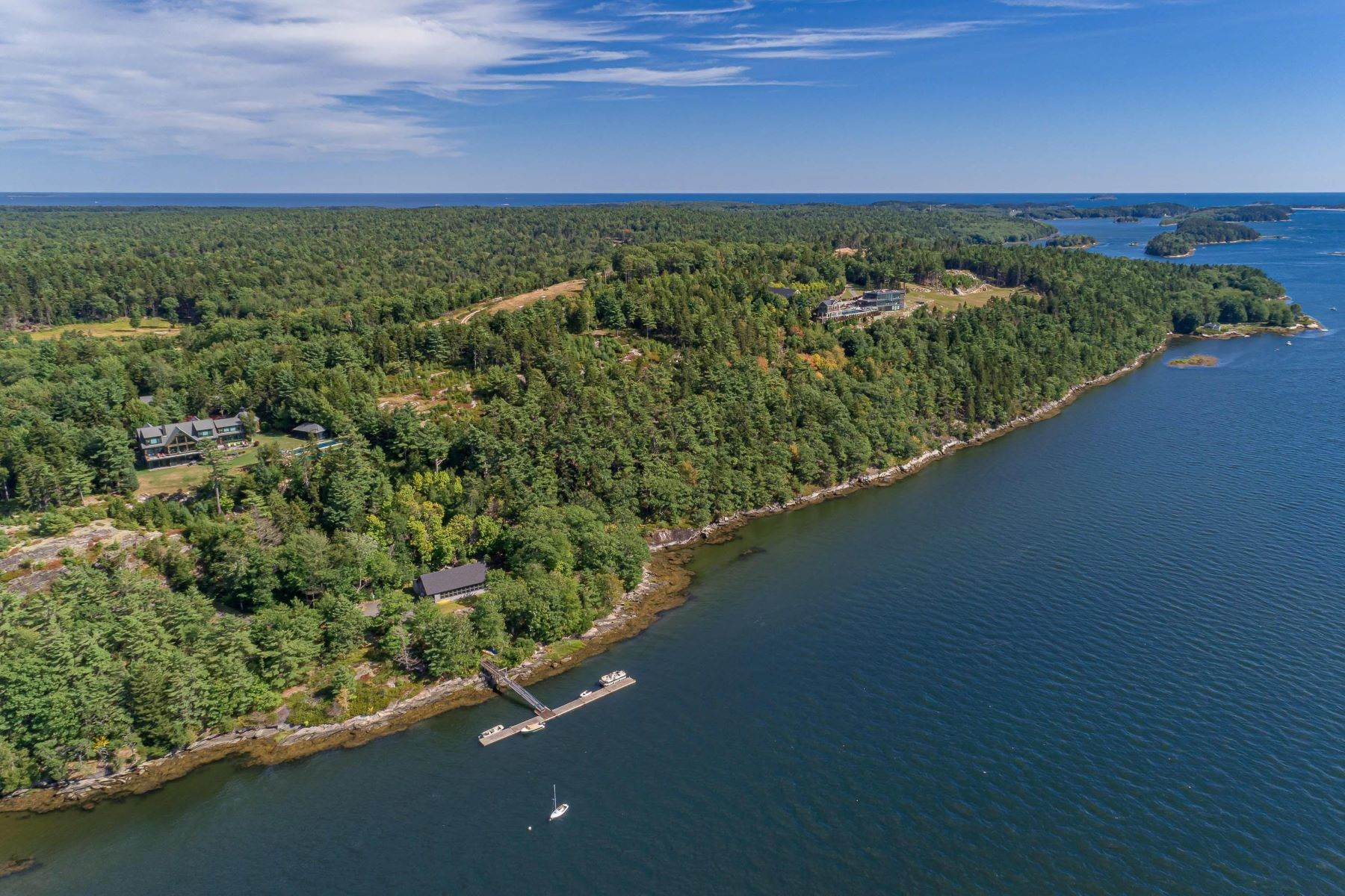 Land for Sale at Georgetown, ME 04548