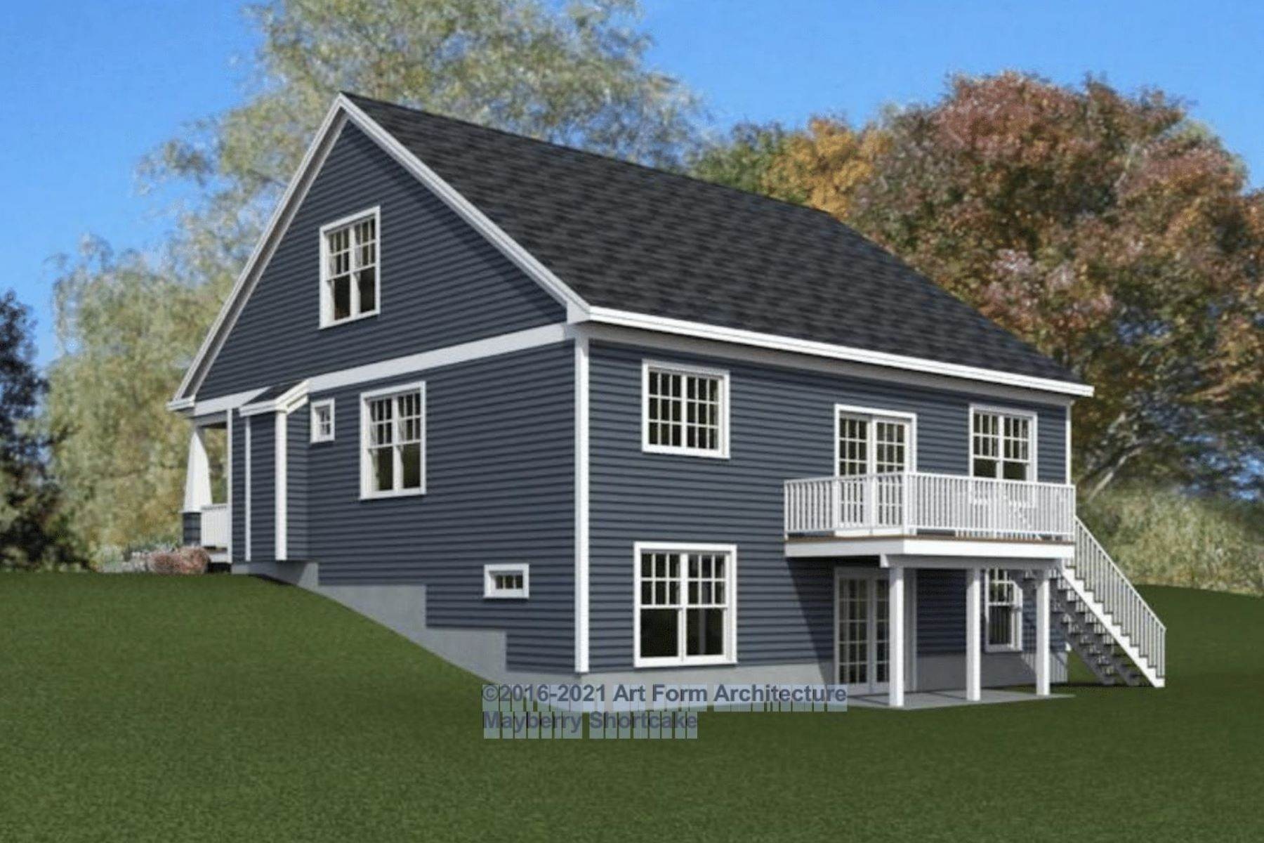 4. Single Family Homes for Sale at Portland, ME 04102