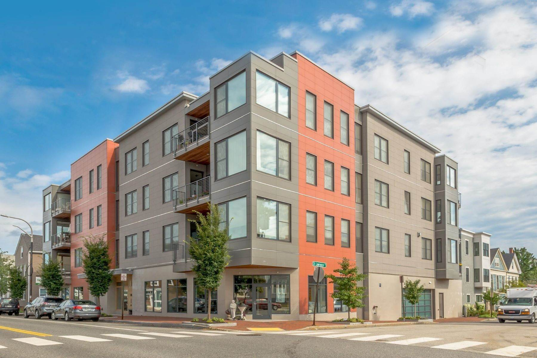 Condominiums for Sale at 118 Congress Street, 203, Portland, ME 04101