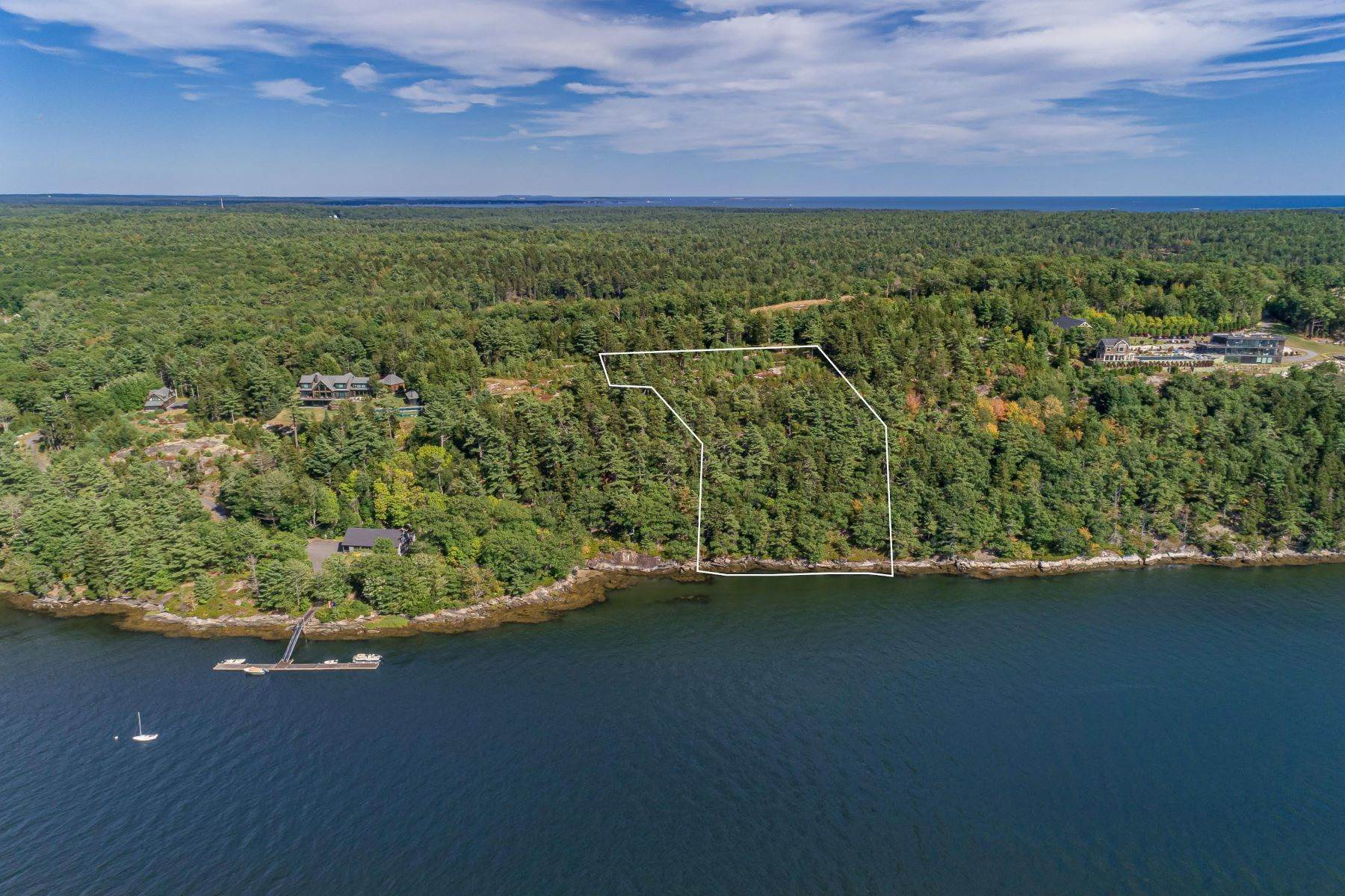 3. Land for Sale at Georgetown, ME 04548