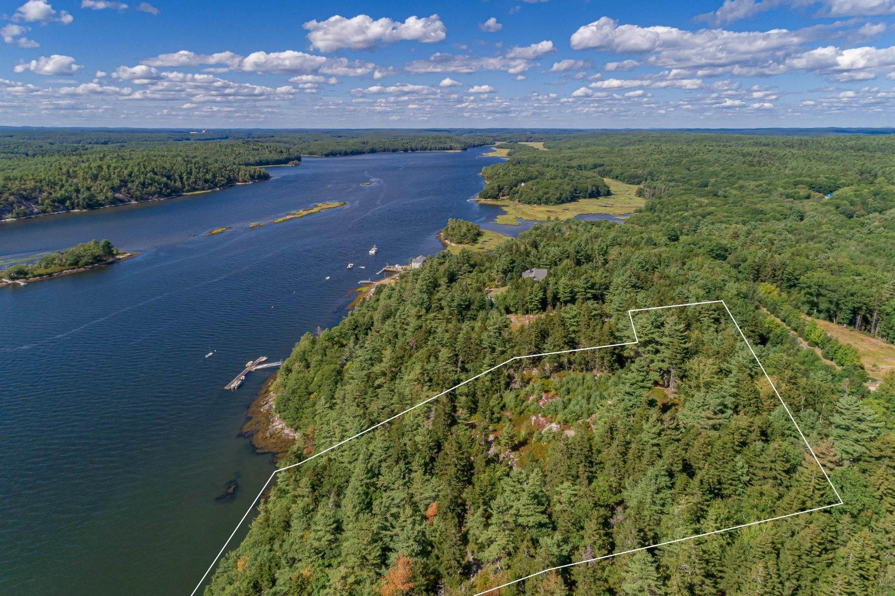 7. Land for Sale at Georgetown, ME 04548