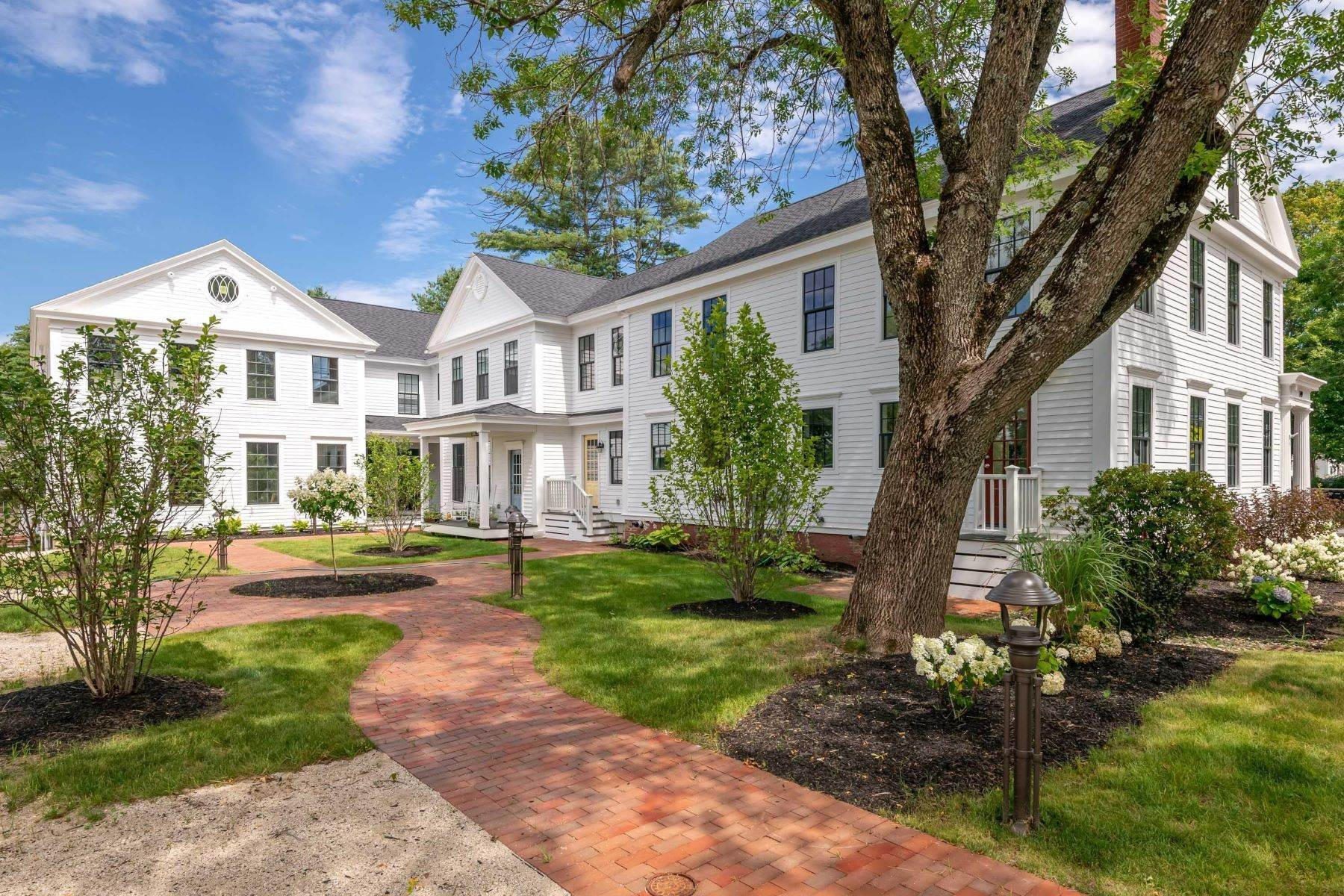 Condominiums for Sale at 153 Main Street, 5, Yarmouth, ME 04096