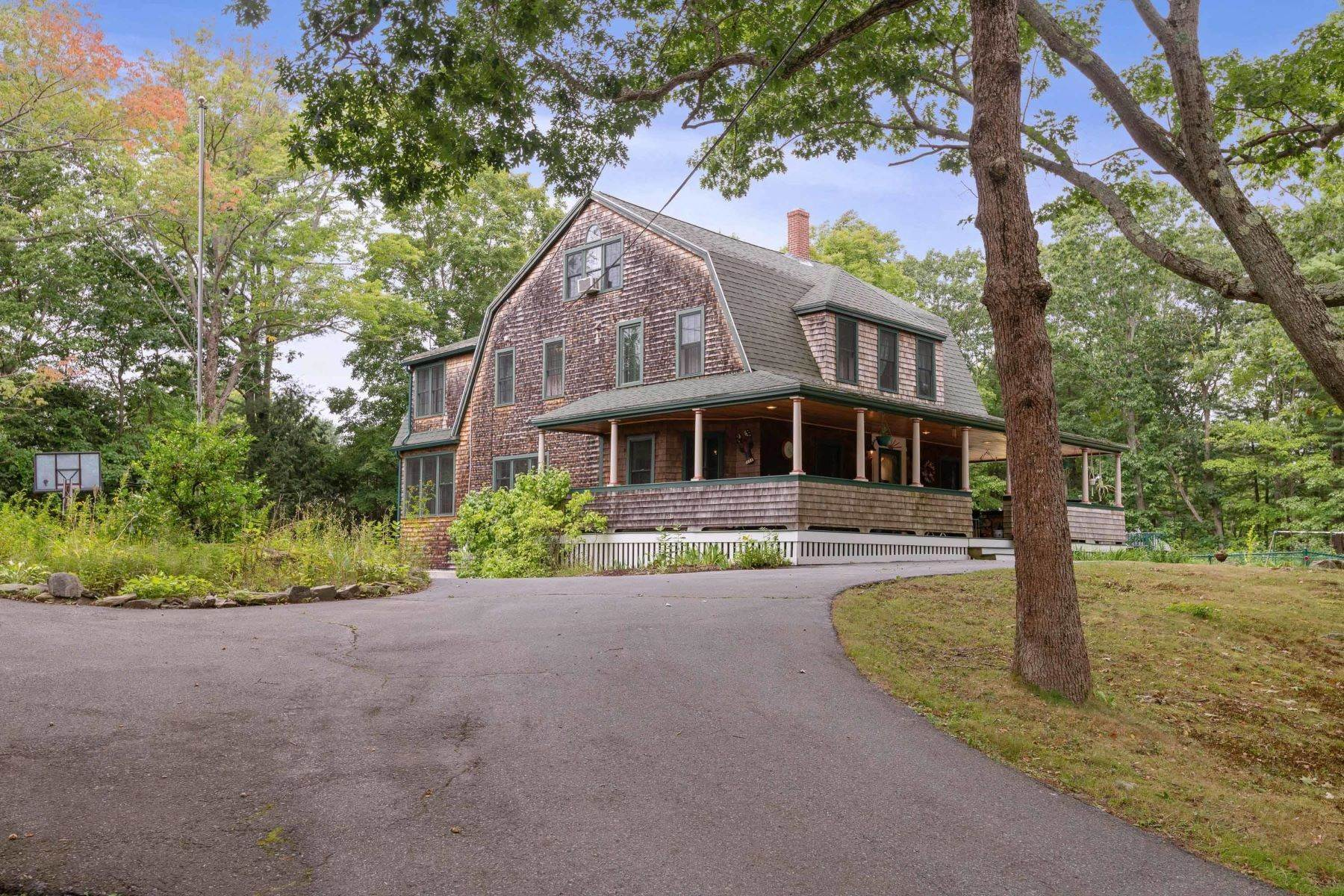Single Family Homes for Sale at Cape Elizabeth, ME 04107