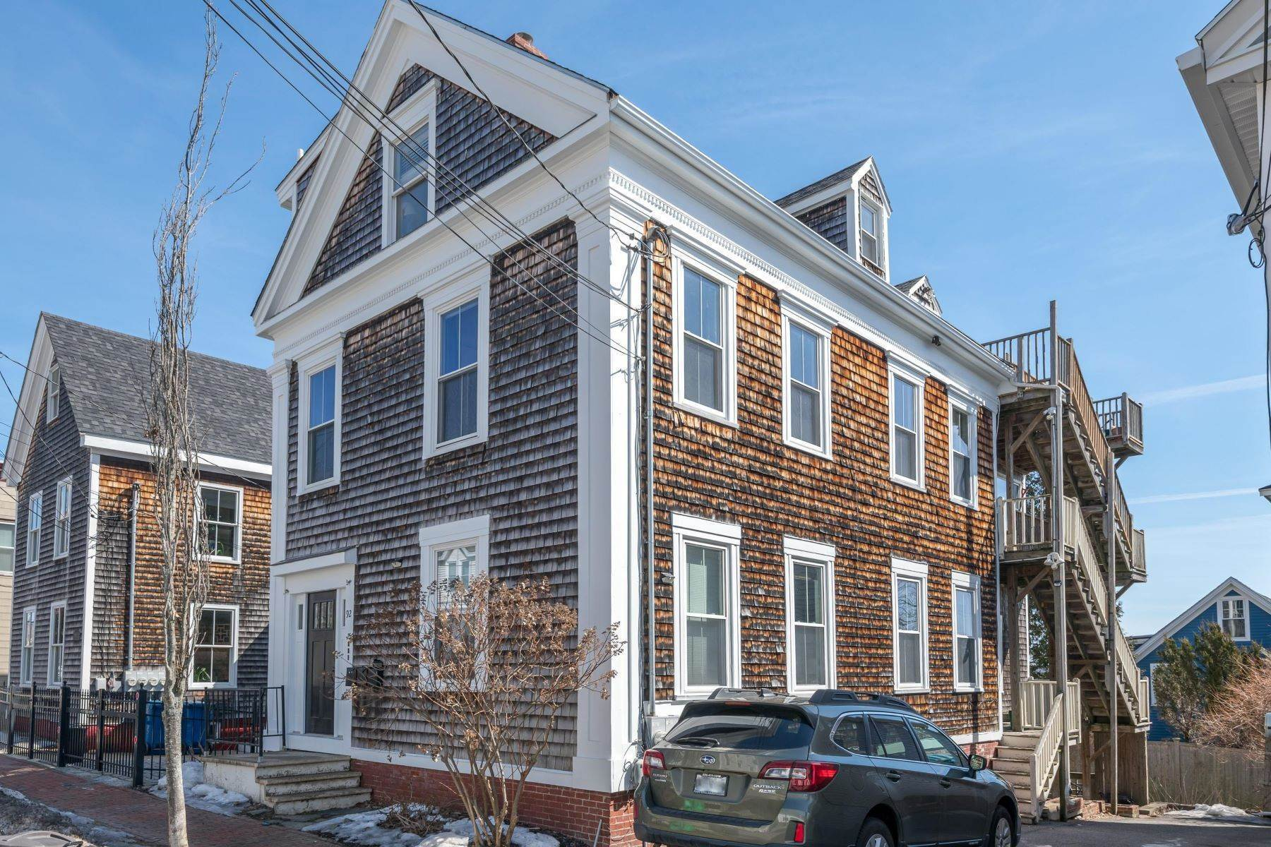 Condominiums for Sale at 92 Salem Street, 2, Portland, ME 04102