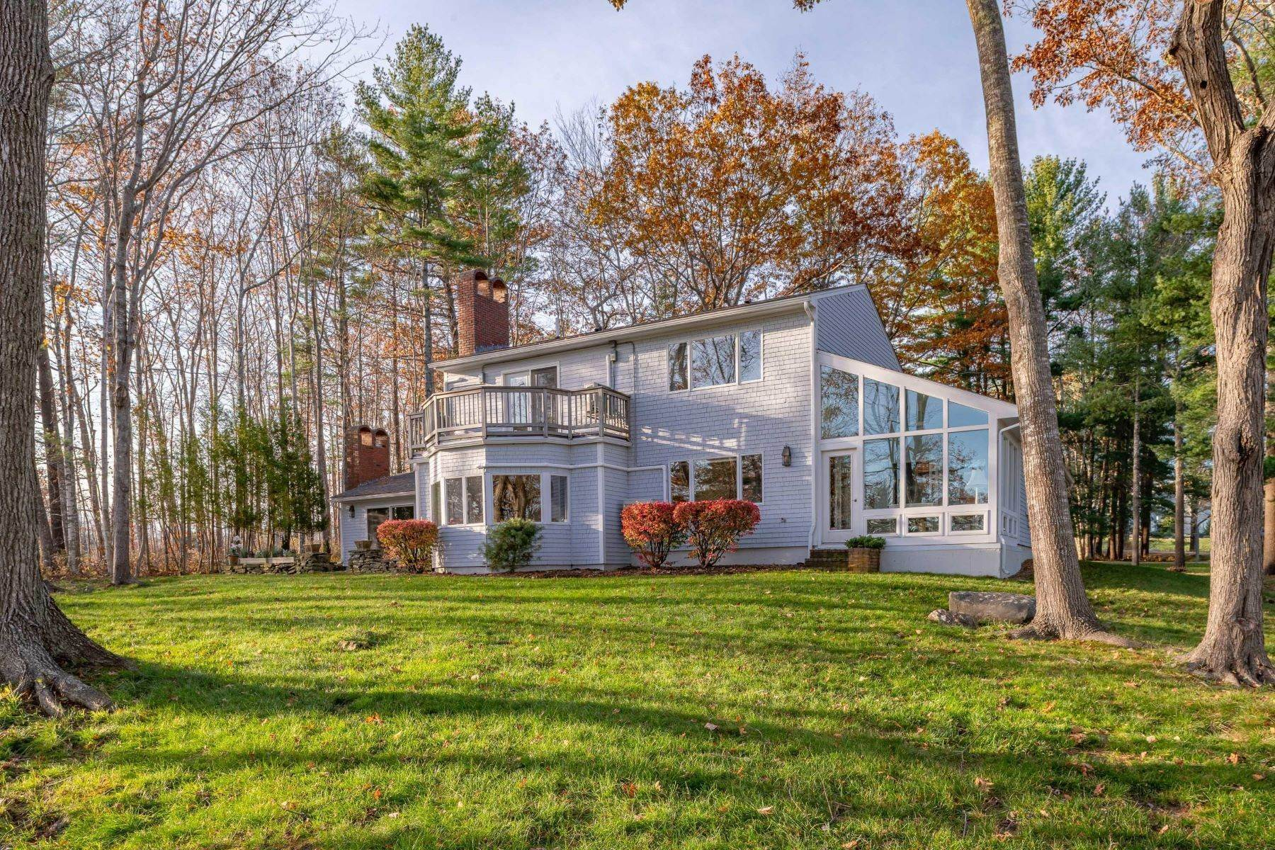 Single Family Homes for Sale at Rockport, ME 04856