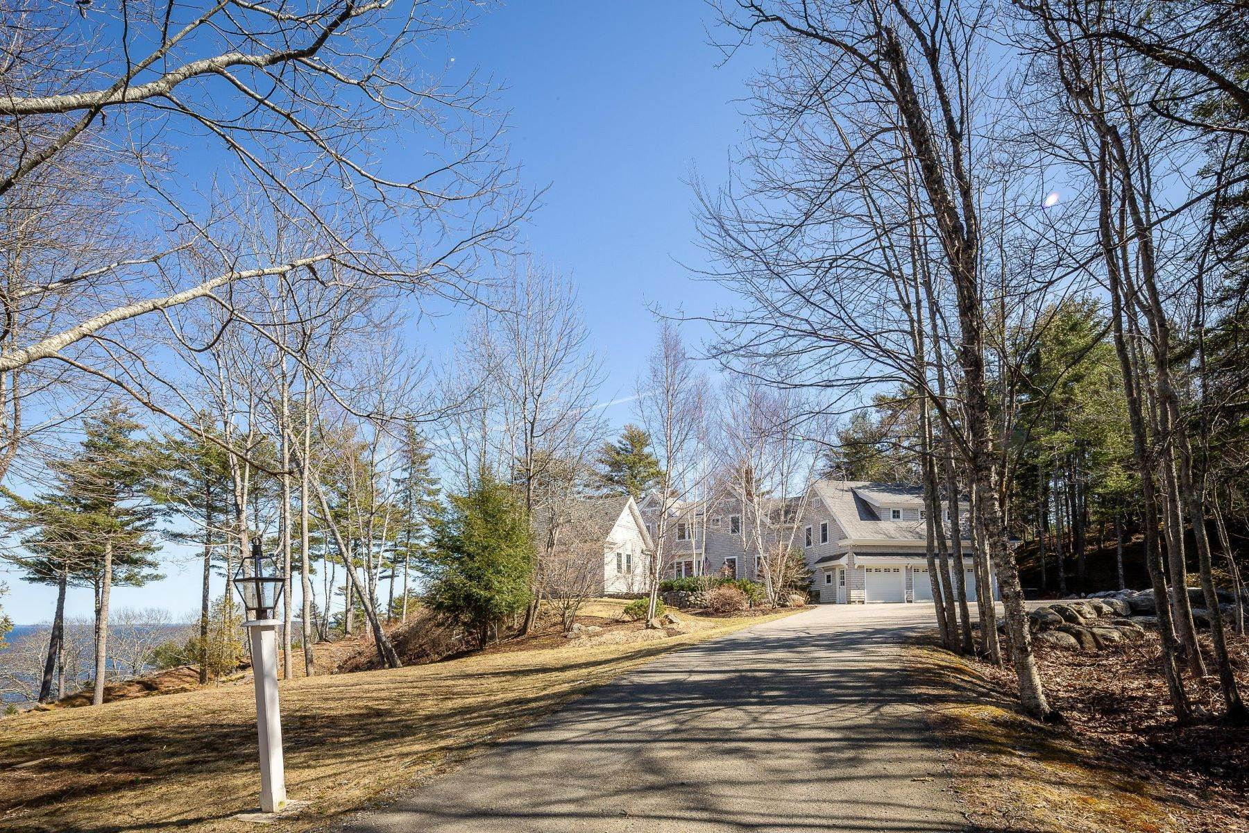 42. Single Family Homes for Sale at Camden, ME 04843