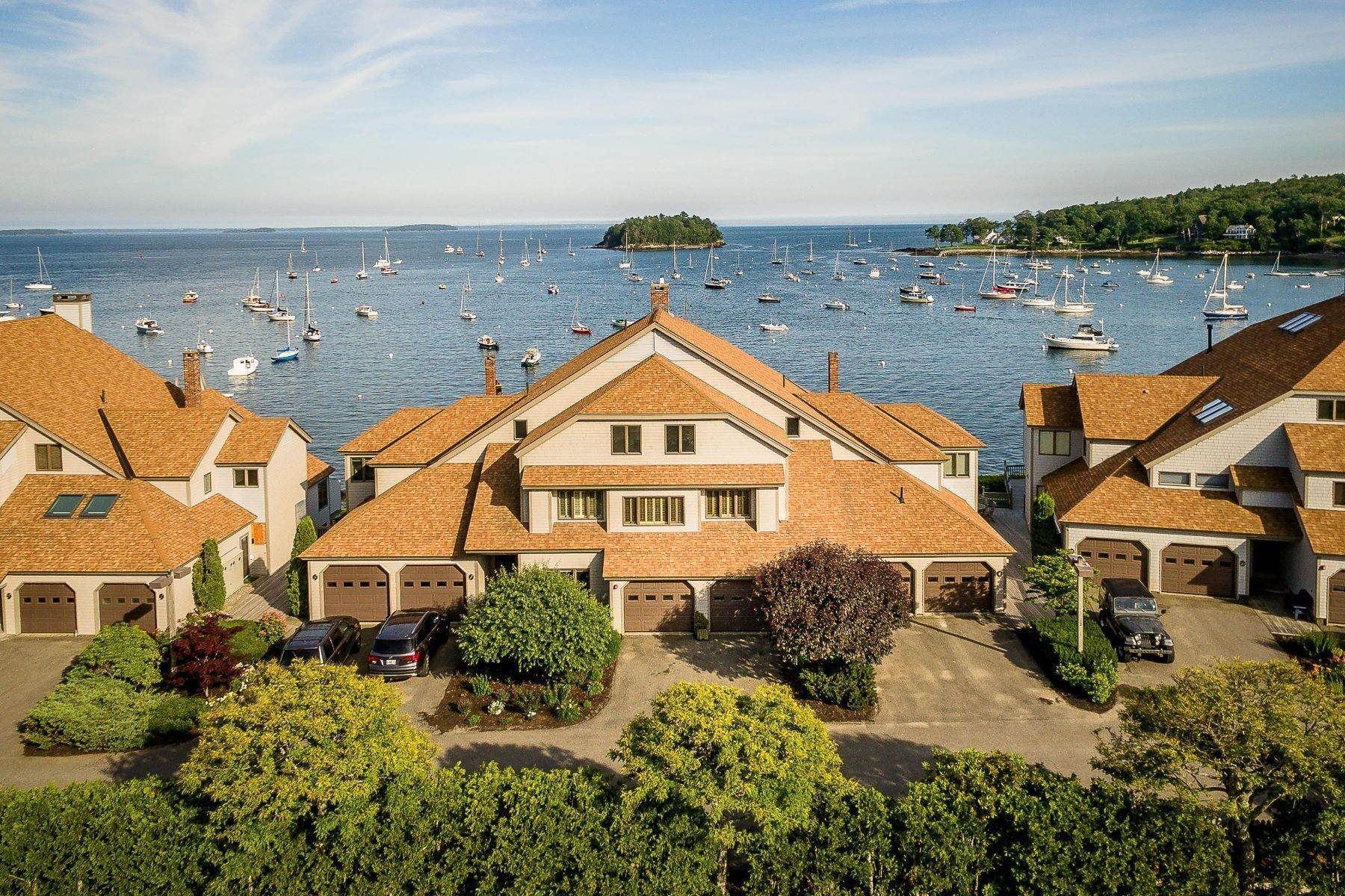 Condominiums for Sale at 7 Ocean Way, 7, Camden, ME 04843