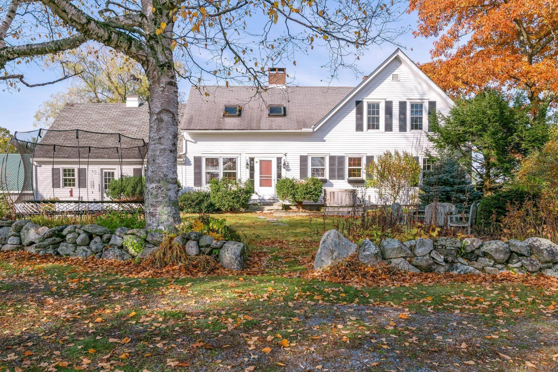 Single Family Homes for Sale at Durham, ME 04222