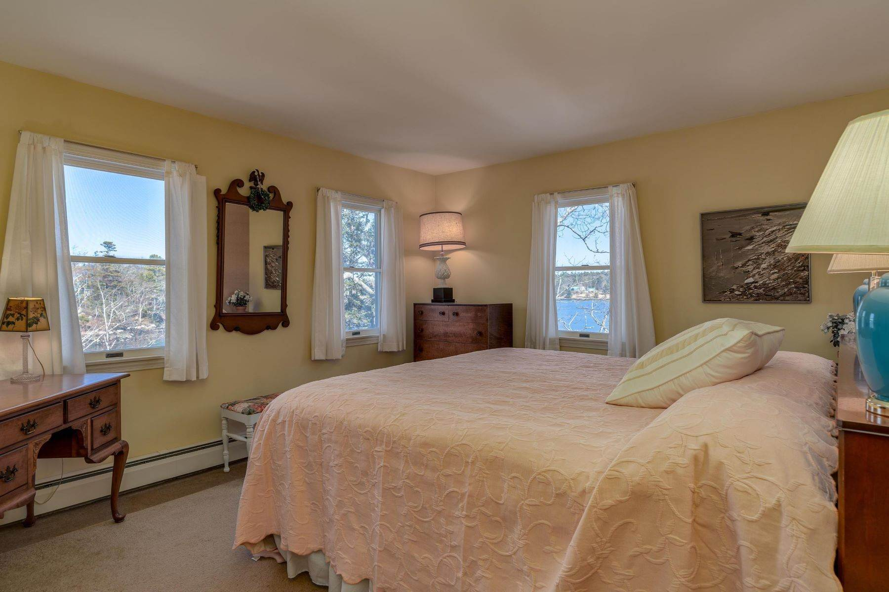 25. Single Family Homes for Sale at Southport, ME 04576